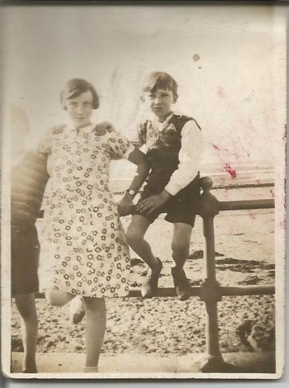 Elizabeth Cadden and John Cadden late 1930s
