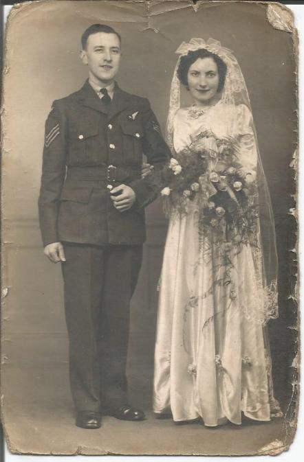Elizabeth Cadden and William Armour